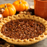 Bourbon Pecan Pumpkin Pie