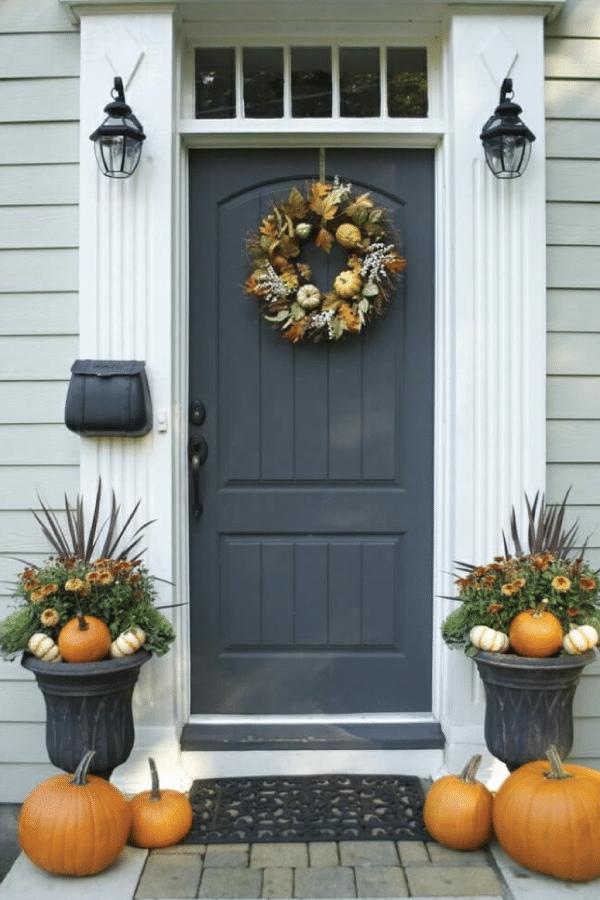 Fall Farmhouse Decor Inspiration