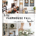 The Best Farmhouse Fall Inspiration