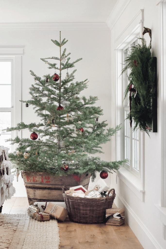 farmhouse christmas