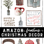 Amazon Farmhouse Christmas Decor
