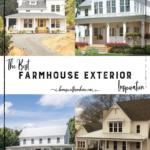 The Best Classic Farmhouse Exterior