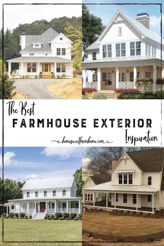 Classic Farmhouse Exterior