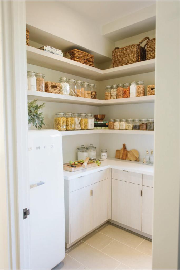 Farmhouse Kitchen Pantry Inspiration