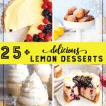 The Best Lemon Dessert Recipes to Make Right Now
