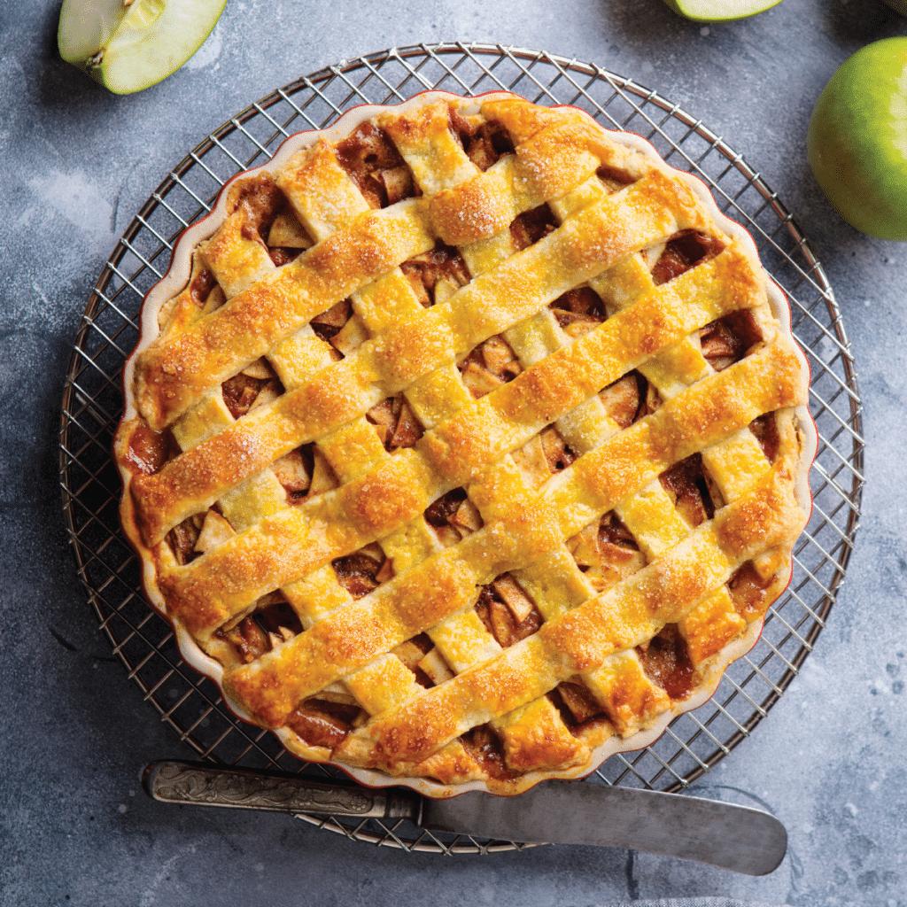 Classic Apple Pie Recipe