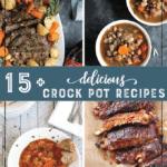15 Slow Cooker Dump Recipes