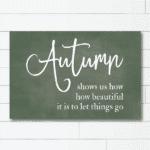 Autumn Free Fall Printable
