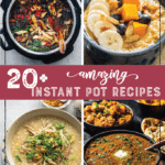 20+ Best Instant Pot Recipes for Fall & Winter