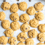 Pumpkin Chocolate Chip Cookies Easy