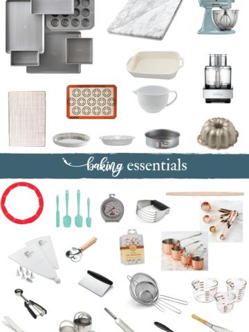 Essential Baking Tools