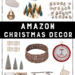 Amazon Christmas Decor
