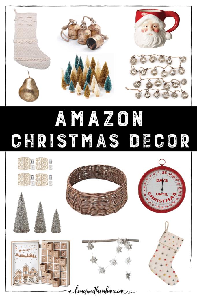 Amazon Christmas Décor