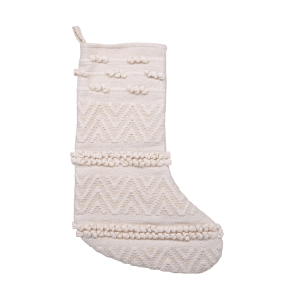 Amazon Christmas Prime Décor Knit Stocking