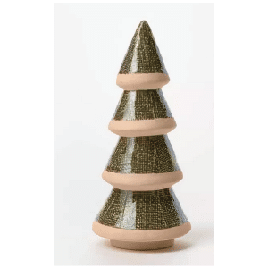 Target Holiday Décor Green Ceramic Tree