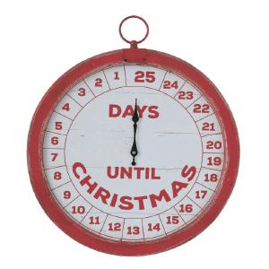Amazon Farmhouse Holiday Décor Countdown to Christmas Sign