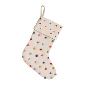 Amazon Whimsical Christmas Décor Felt Stockings