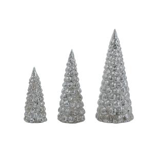 Amazon Holiday Prime Décor Glam Mercury Glass Trees