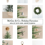 McGee & Co. Sale Holiday Finds