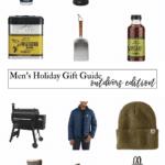 Outdoors Men Gift Guide