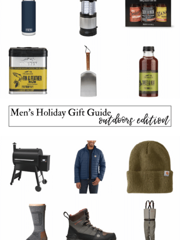 Outdoorsy Men's Gift Guide