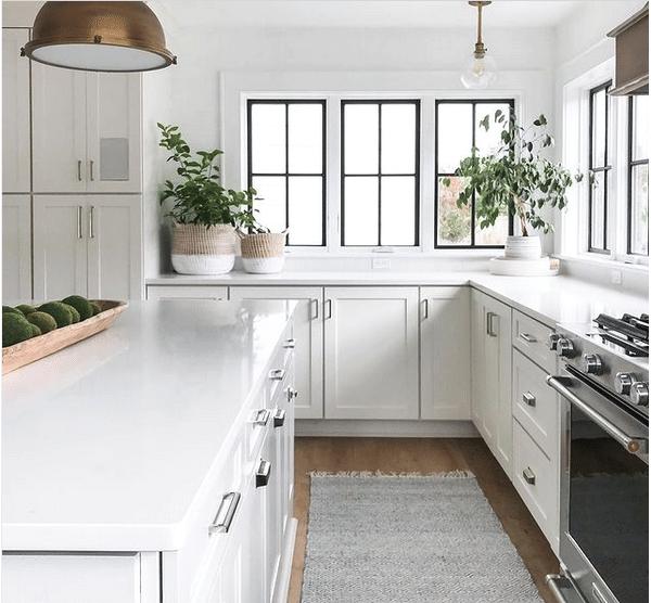 classic white kitchen inspiration