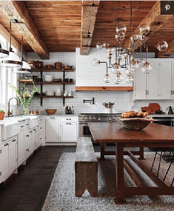 classic white kitchen inspiration design