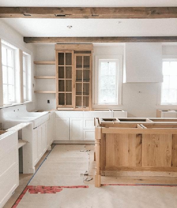 classic white kitchen design inspiration