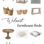 Walmart Farmhouse Finds
