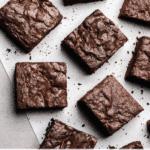Fudgy Nutella Brownies