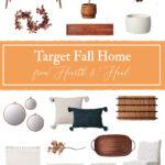 Hearth & Hand Fall Home Decor