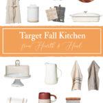 Hearth & Hand Fall Kitchen Decor