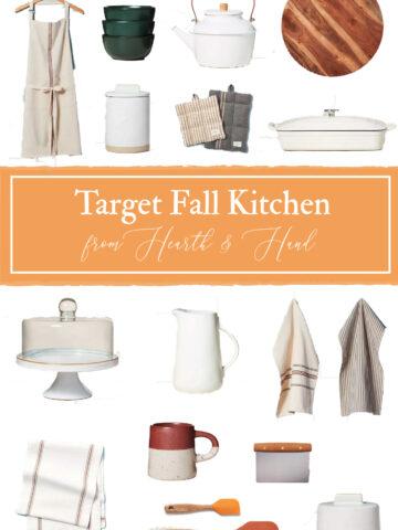 Fall Kitchen Décor